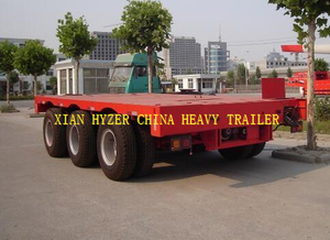 Steering Dolly Trailer For Heavy Load