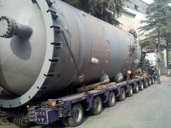 China Hydraulic Multi Axle Trailer- XIAN HYZER